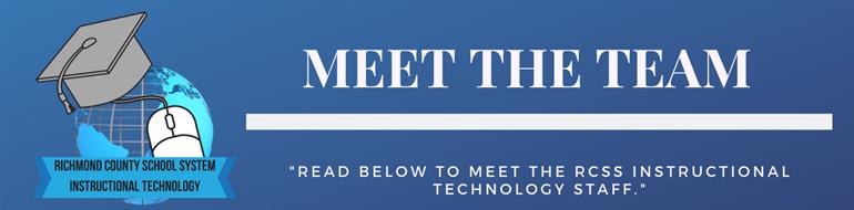 Instructional Technology & Media / Meet the ITS Team